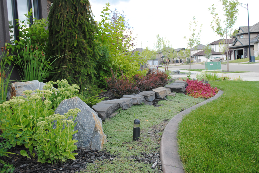 Landscaping Plans Edmonton : About garden designs by angela